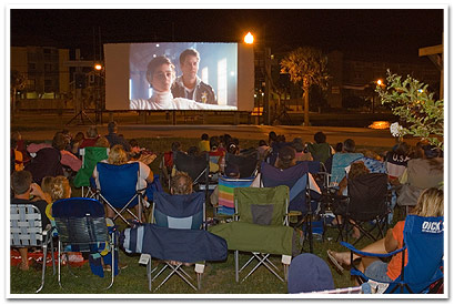 Half Price Books parking lot movie | dfwhappenings