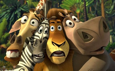 Madagascar 3 will be showing June 21