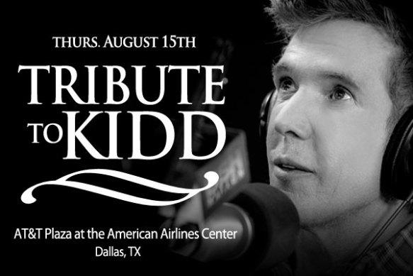 live stream for kidd kraddick tribute | dfwhappenings