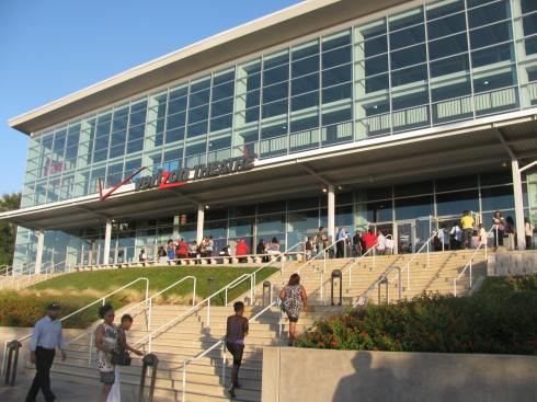 HSTS Dallas is held at the Verizon Theater in Grand Prairie