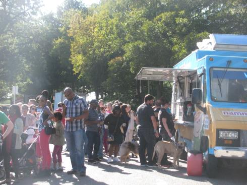 Fall Food Truckin' Oct 25-26