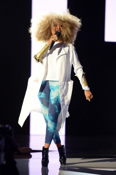 Ms. Badu headlines the 2013 LSF - www.laineygossip.com